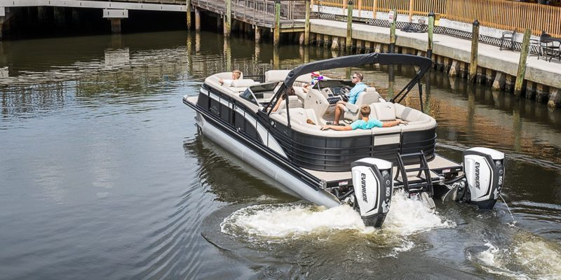 New Evinrude iDock Controls