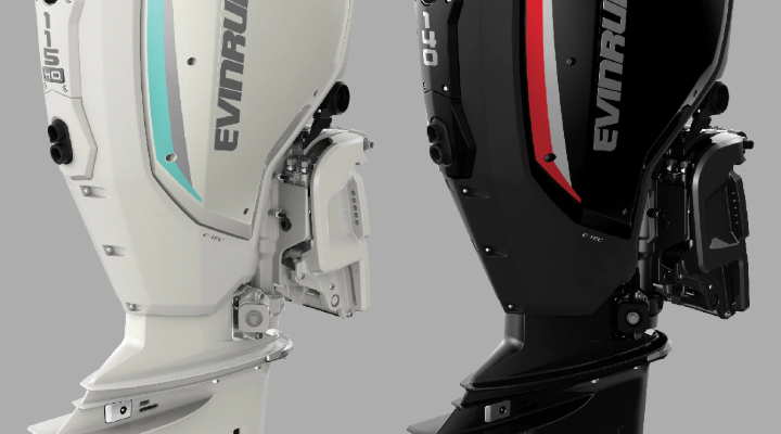 BRP Unveils New Evinrude G2 115-150 H.P. Outboards!